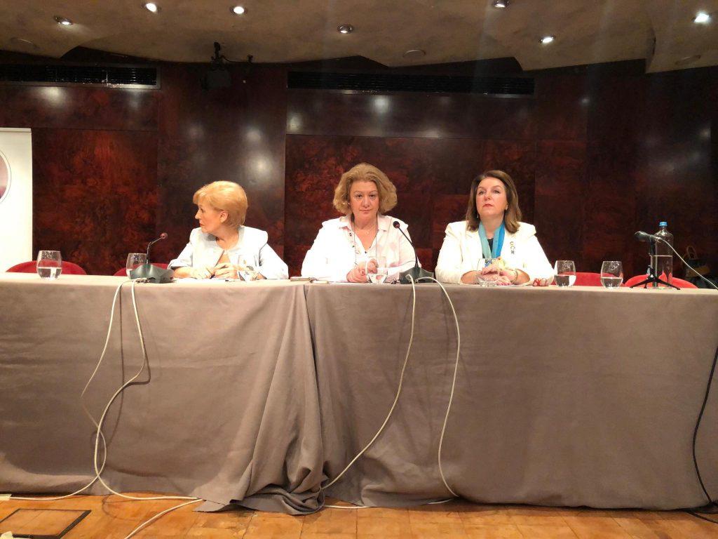 b5782ce2643 Τον συντονισμό της ημερίδας έκανε η Σάγια Τσαουσίδου, Διεθνής Αντιπρόεδρος  της Ένωσης Ευρωπαίων δημοσιογράφων.